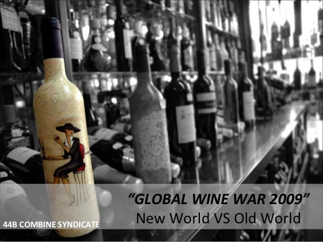 global wine war