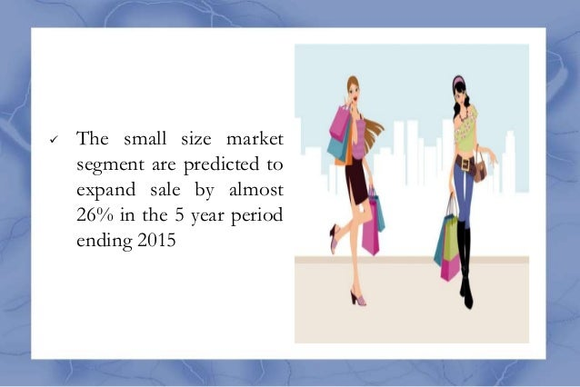 Global women's clothing industry by numbers