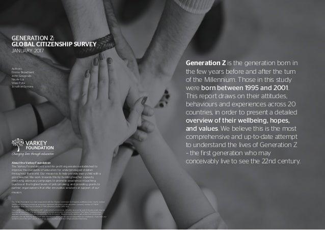 Global young people report (digital) 2017 Slide 2