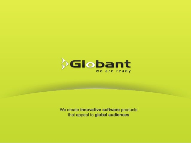 We create innovative software products   that appeal to global audiences