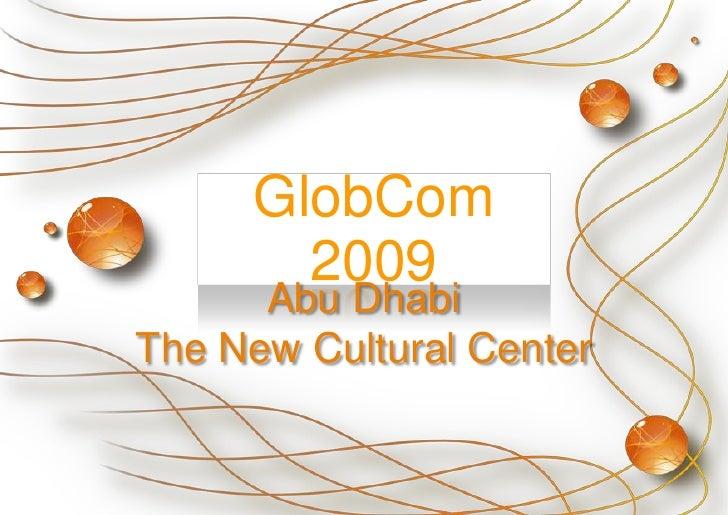 Glob Com 2009   Team 06