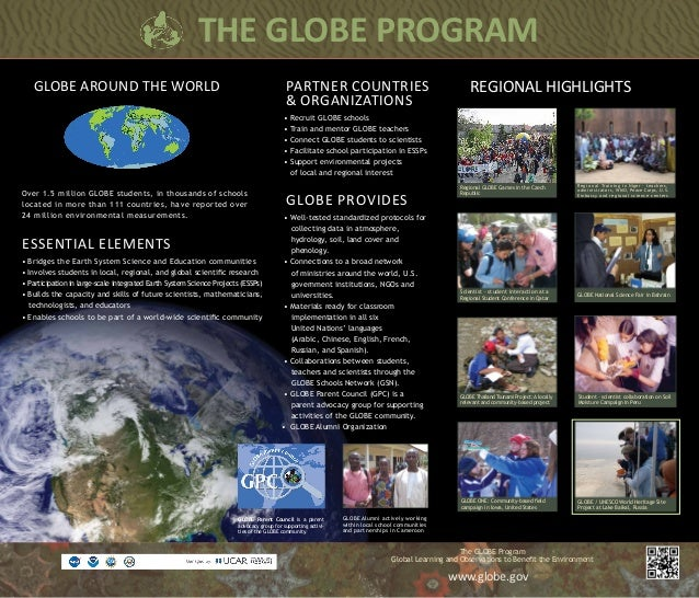 THE GLOBE PROGRAM    GLOBE Around the world                                                                PartneR countri...