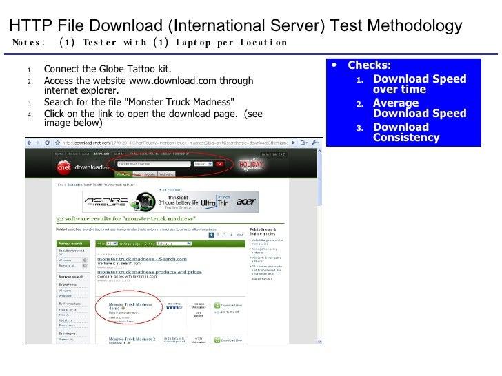 Globe nesic speed test presentation 7 cheapraybanclubmaster Images