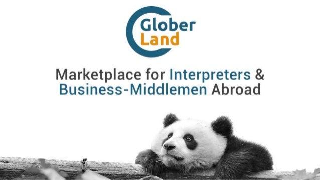 GloberLand presentation 2015/03/28 (eng)
