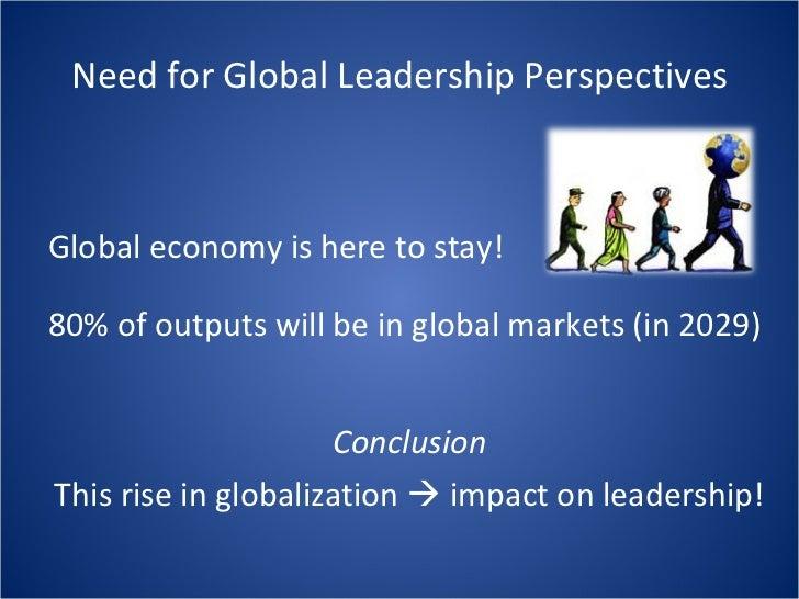 Leadership & Culture: Globe Study Slide 2