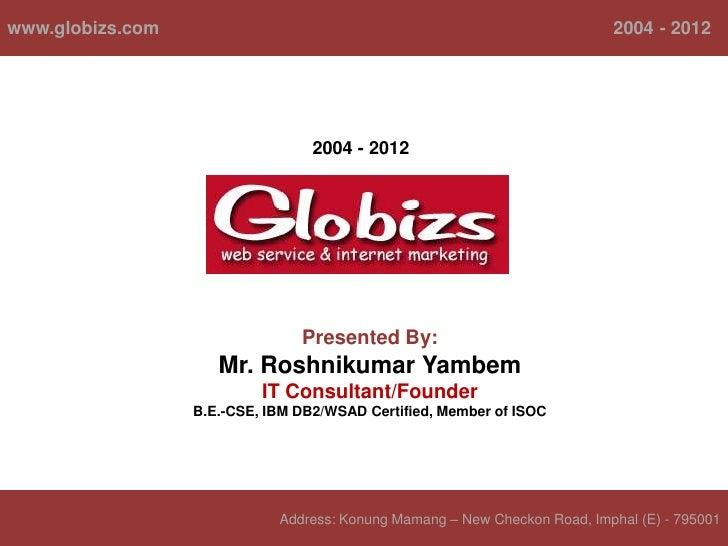 www.globizs.com                                                            2004 - 2012                                  20...