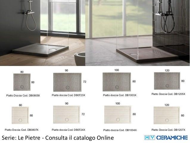 Globo Ceramica Piatti Doccia.Ceramica Globo Le Pietre