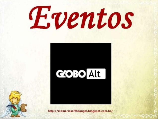 Dia 15 de agosto aconteceu o evento de apresentação do selo Globo Alt, aqui você verá as fotos do evento, para saber o que...