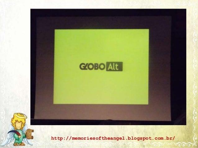 Evento de apresentação do Selo Globo Alt Slide 3