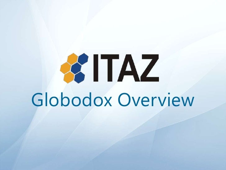 Globodox Overview<br />