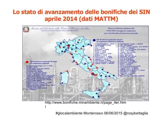 #glocalambiente Monterosso 06/06/2015 @rosybattaglia Su Wired: accesso civico e inchieste http://www.wired.it/attualita/am...