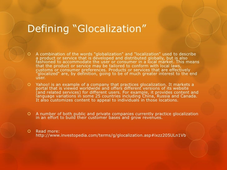 "defining globalization Covering a wide range of distinct political, economic, and cultural trends, the term ""globalization"" has quickly become one of the most fashionable buzzwords of contemporary political and academic debate in popular discourse, globalization often functions as little more than a synonym for one or more of."