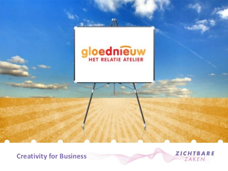 Creativity for Business