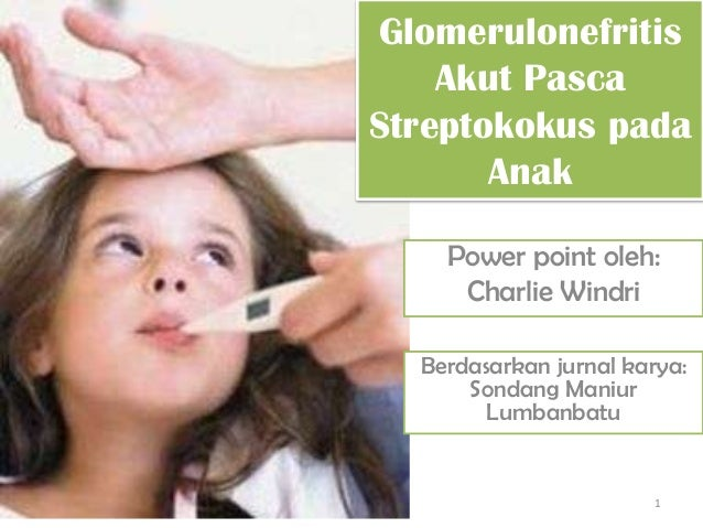 GLOMERULONEFRITIS PADA ANAK EPUB DOWNLOAD