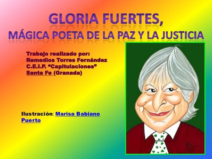 """Trabajo realizado por: Remedios Torres Fernández C.E.I.P. """"Capitulaciones"""" Santa Fe (Granada)Ilustración: Marisa BabianoPu..."""