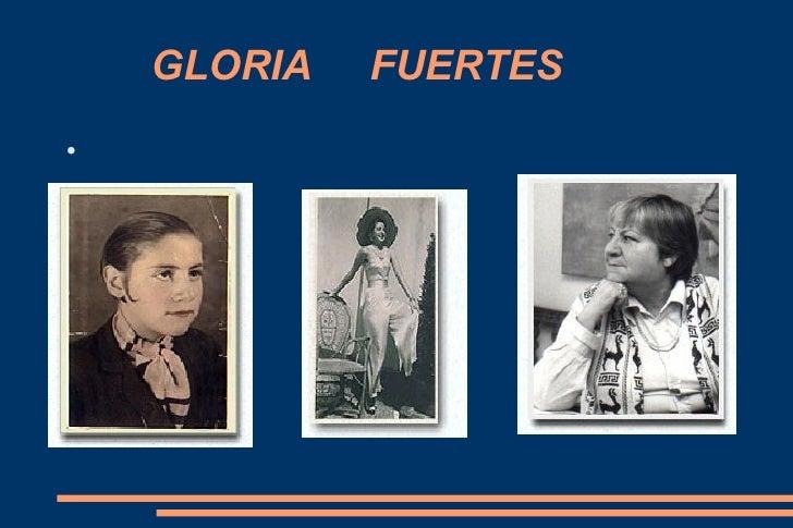 GLORIA   FUERTES●