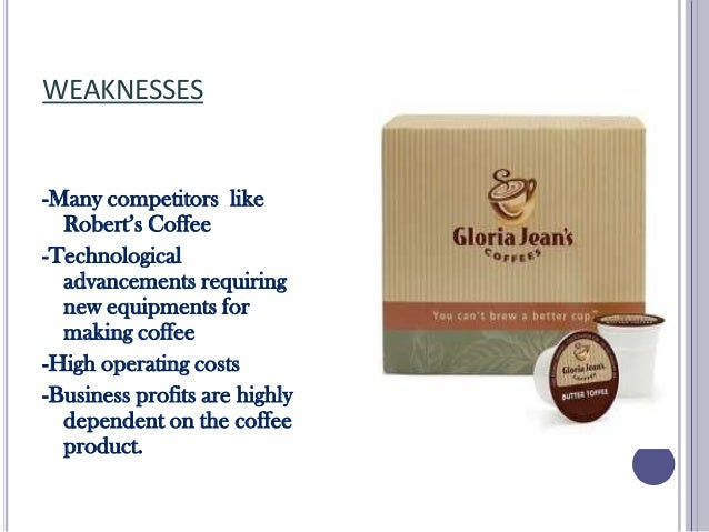 gloria jeans coffee essay Gloria jean coffee the following report analyses the coffee industry of gloria jeans coffee in regard to its  below is an essay on marketing student.