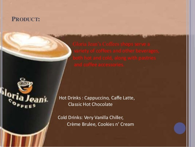 Gloria jeans' coffee