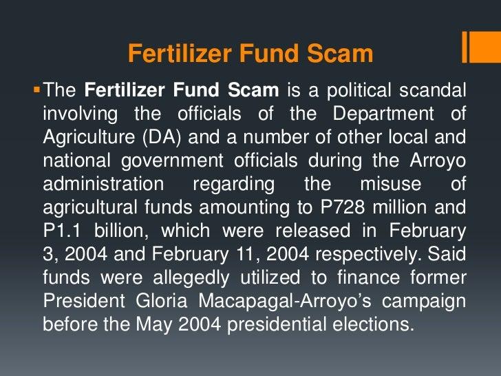 fertilizer scam You are at: home » news » regions » ex-rizal gov, 9 others face fertilizer scam case ex-rizal gov, 9 others face fertilizer scam case 0 by ma.