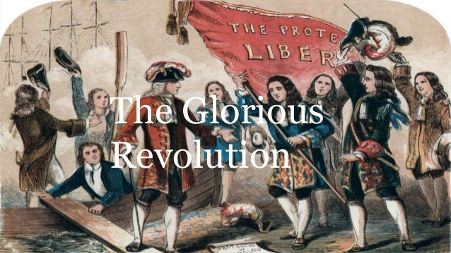 glorious revolution How the deep-seated fear of popery precipitated the glorious revolution.