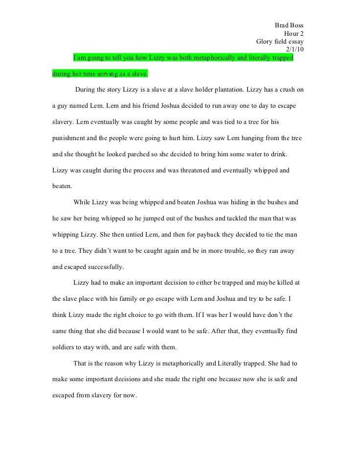 essay about glory Book review for business for the glory of god by: wayne grudem october 10, 2011 the review: business for the glory of god wayne grudem wrote the book.