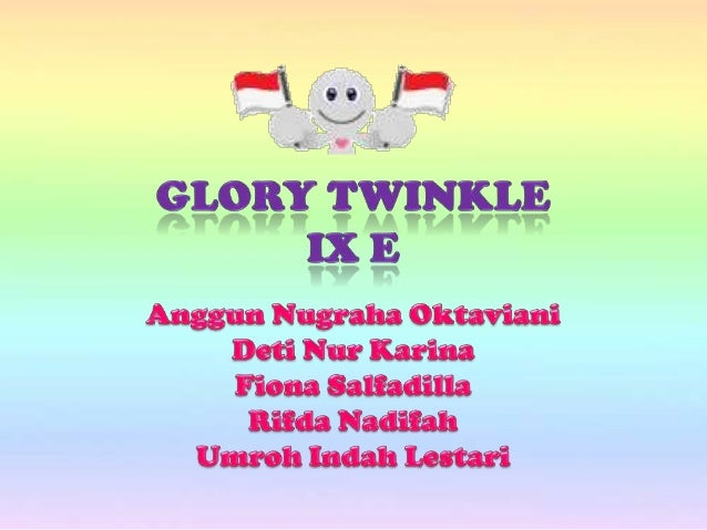Hallo .... We are GLORY TWINKLE from Nedusi               IX E We will present our project about            STATISTICS    ...