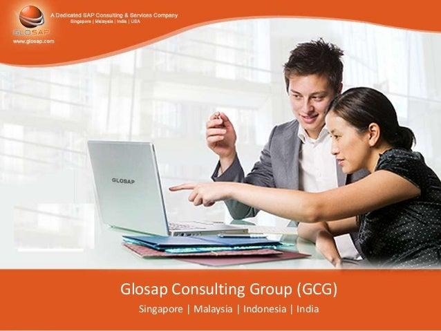 Glosap Consulting Group (GCG) Singapore | Malaysia | Indonesia | India