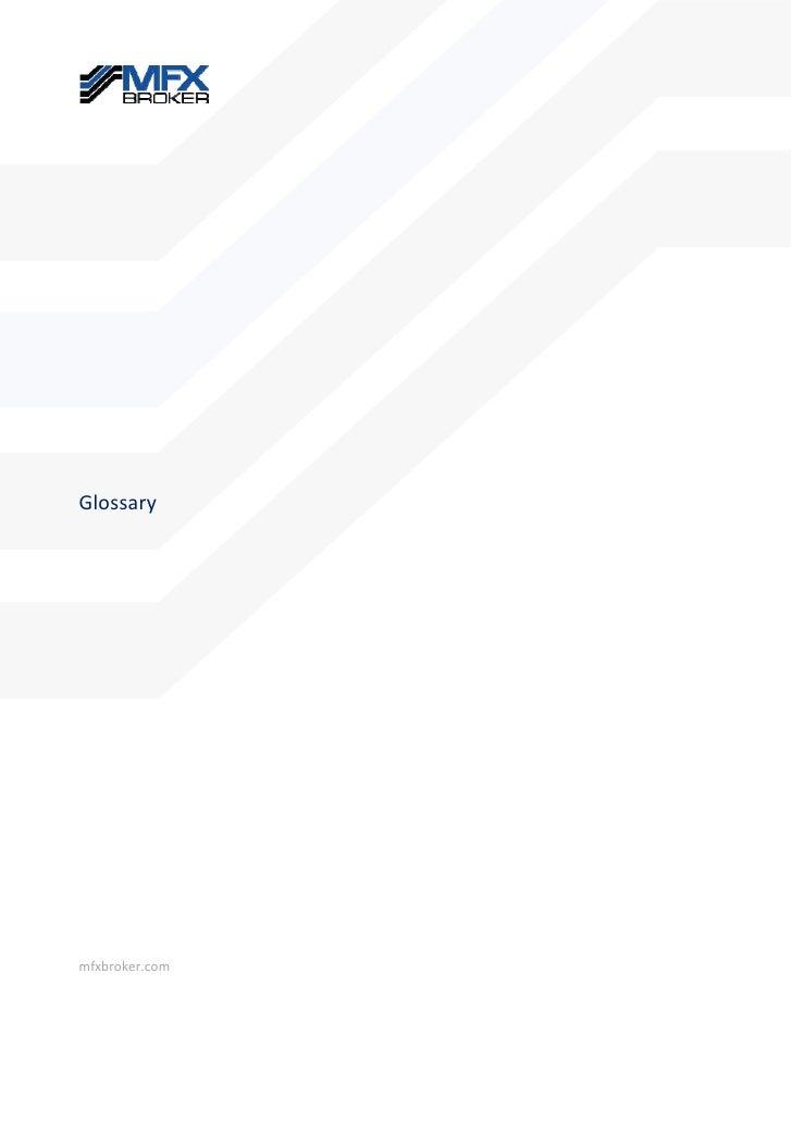 Glossarymfxbroker.com