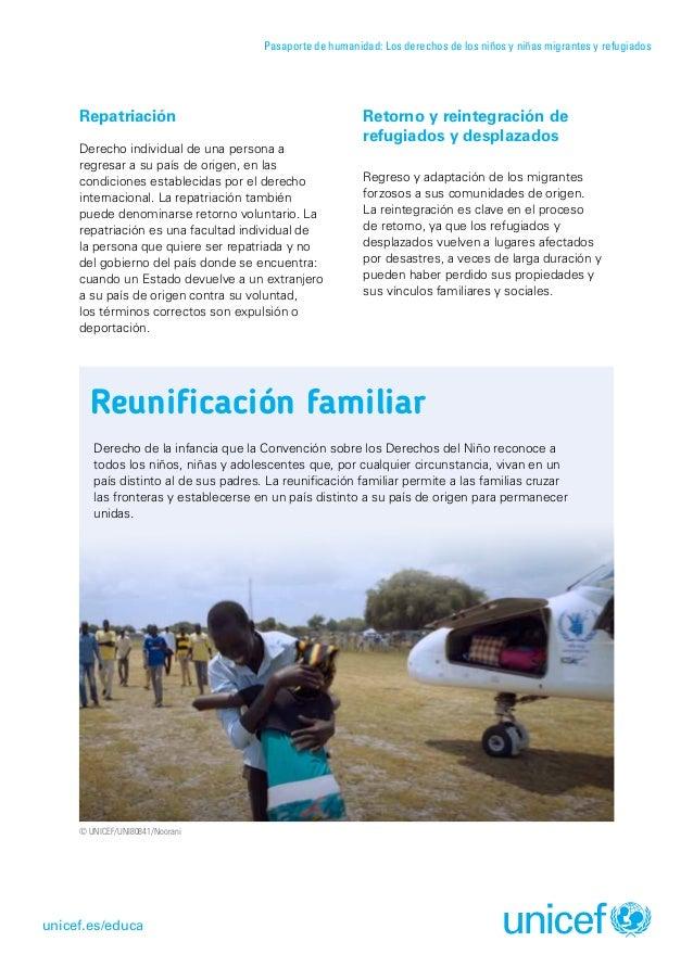 Glosario sobre migracion asilo y refugio - Oficina de asilo y refugio ...