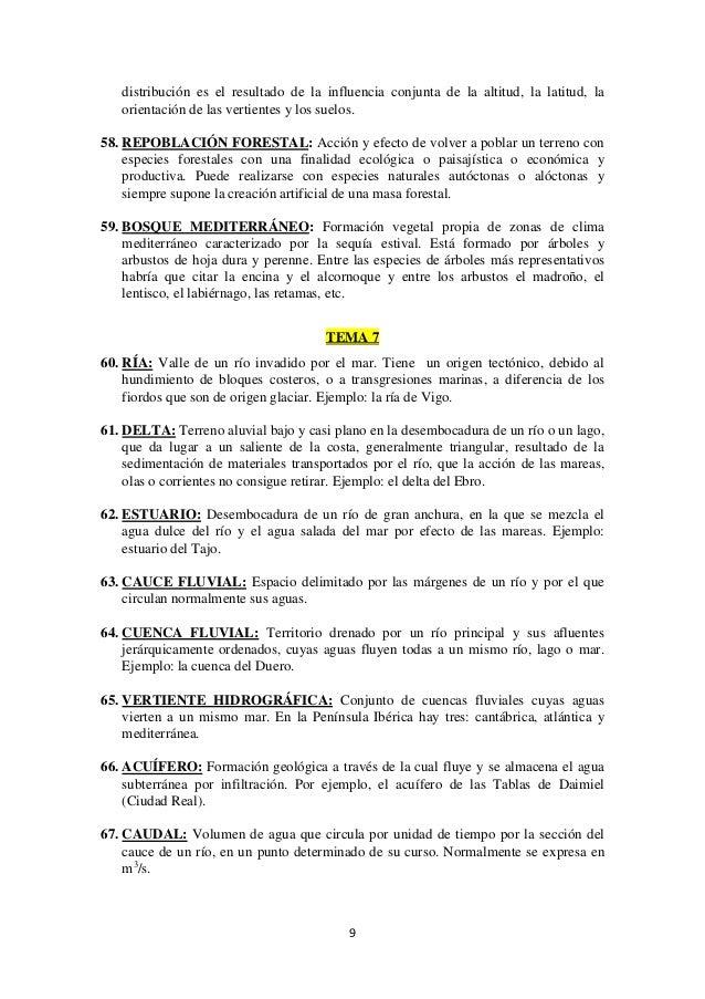 Glosario geograf a 2 bach 2014 15 for Diferencia entre arboles de hoja caduca y hoja perenne
