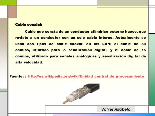 Glosario redes inform ticas for Interno wordreference