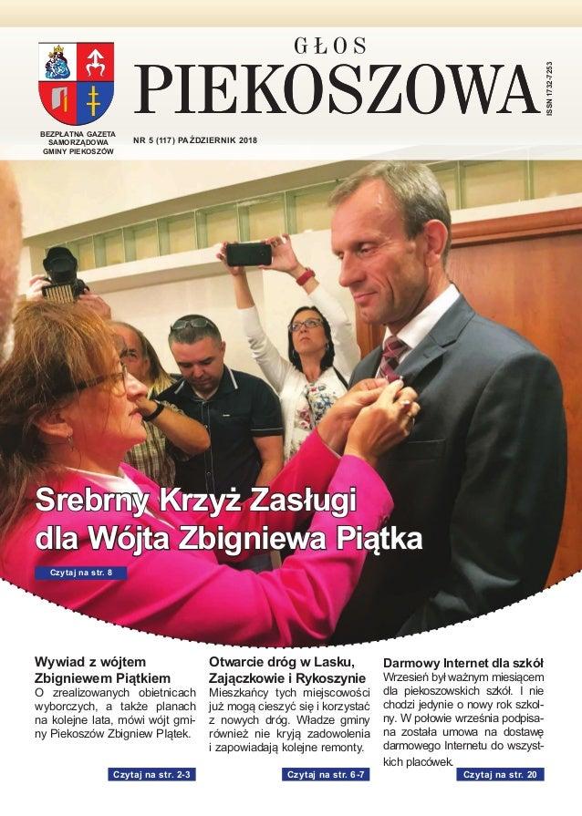 Glos Piekoszowa Pazdziernik2018