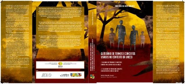 Glossário de termos e conceitosusados no contexto da UNCCD// Glosario de términos y conceptosusados en el contexto de la U...