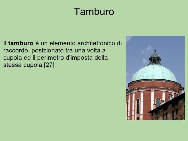 Glossario illustrato - Elementi architettonici di una chiesa ...
