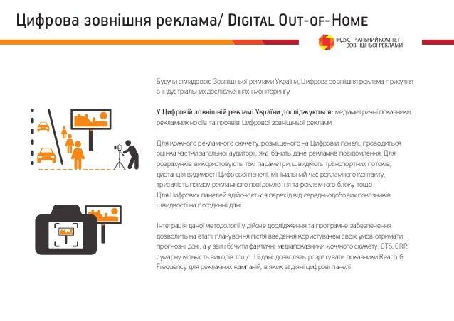 Цифрова зовнішня реклама України Slide 3