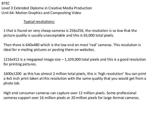 Glossary resolution Slide 2