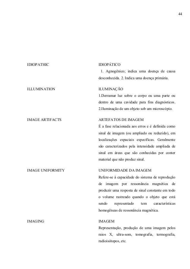 06bac0c846611 Glossário radiologia