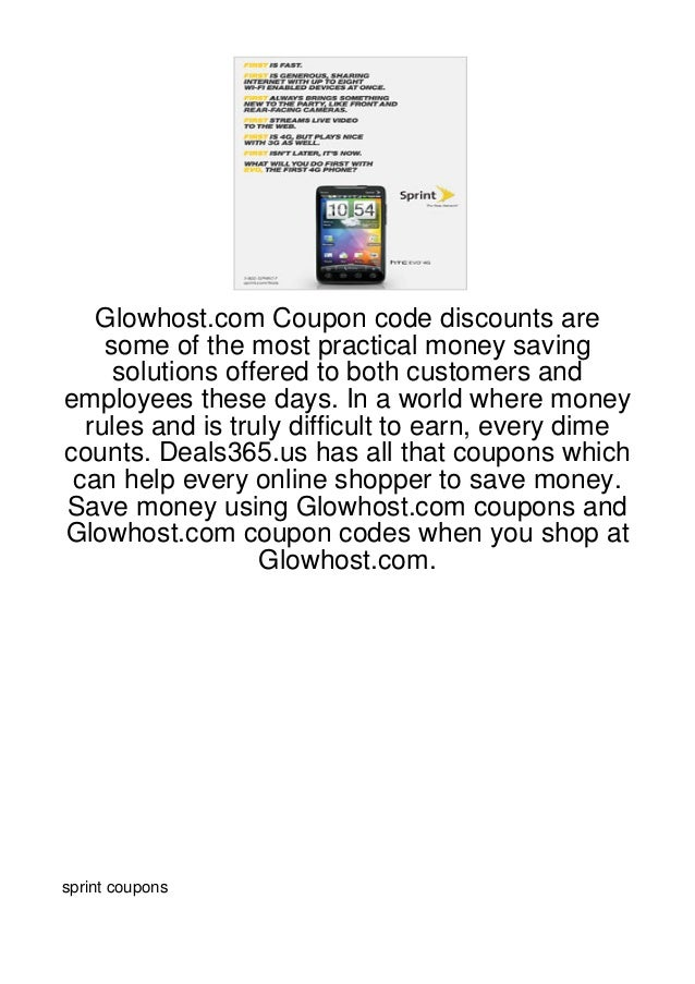 Glowhost.com Coupon code discounts are    some of the most practical money saving     solutions offered to both customers ...