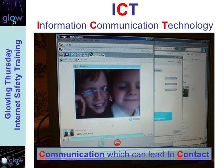ICT I nformation  C ommunication  T echnology C C ommunication  which can lead to  C ontact