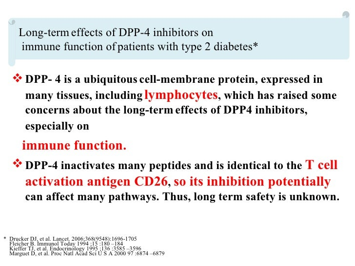 Adverse events in patients with type 2 diabetes treatedwith DDP-4 inhibitors (Sitagliptin and Viltagliptin)*              ...