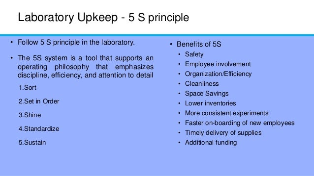 Good Laboratory Practices For Pharmaceutical Quality