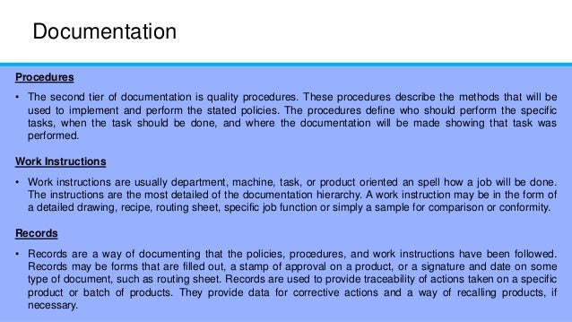 warehouse policies and procedures manual