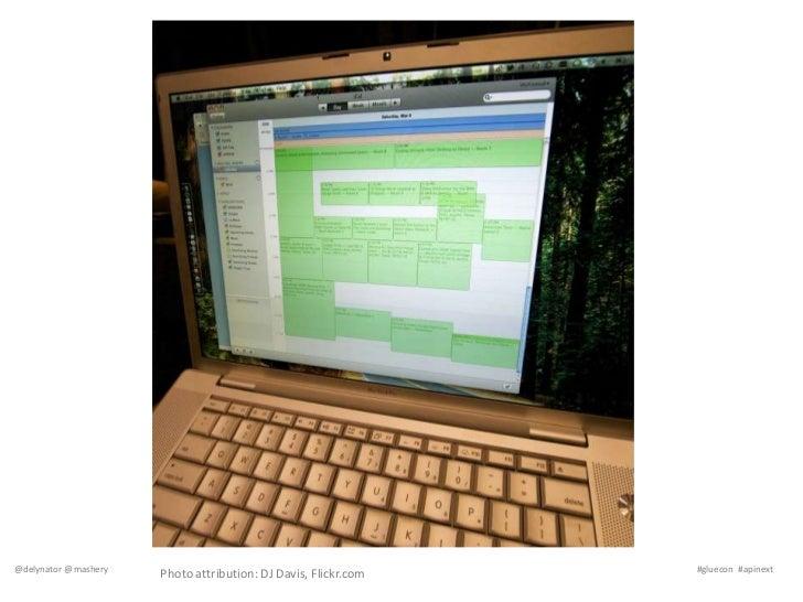 What's Next for APIs - Gluecon 2011 Slide 2