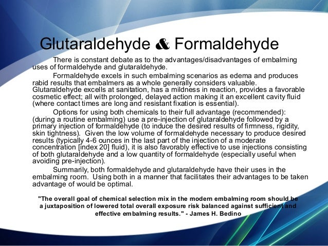 James H Bedino 7 Works Cited Pg 2 MSDS Glutaraldehyde