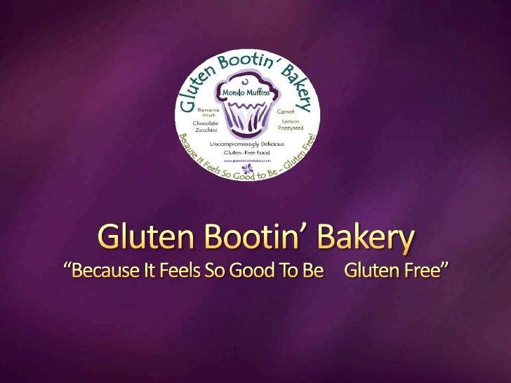 Gluten-free consumersare underservedGluten-free food isexpensiveDense, dry, bland