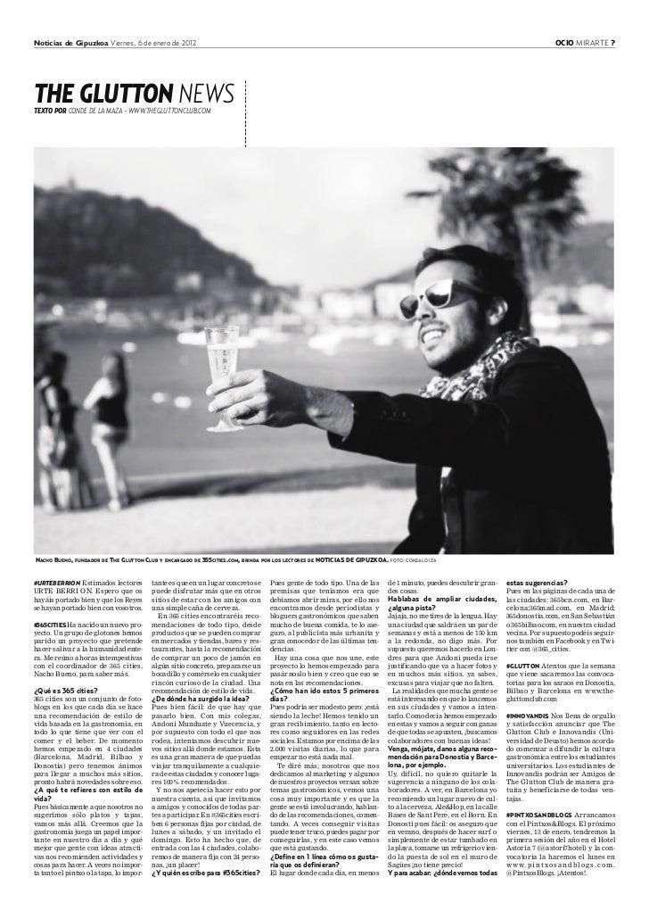 Noticias de Gipuzkoa Viernes, 6 de enero de 2012                                                                          ...
