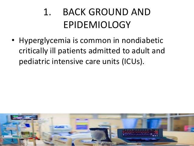 Glycemic control neonates post cardiac surgery. Slide 2