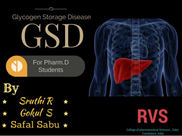 What is glycogen storage disease ?