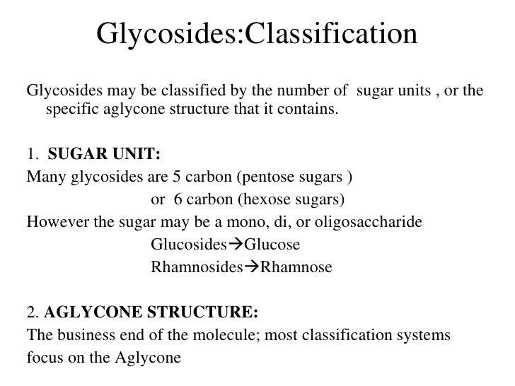 Glycosides By Ellen Kamhi Phd Rn The Natural Nurse
