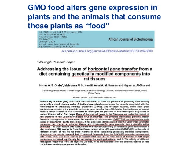 Gmo Foods Wall Street Journal